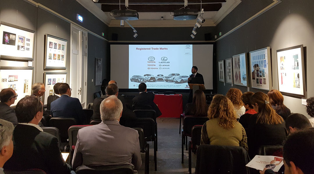 Anti-Counterfeiting Training Seminar organised by IURIS